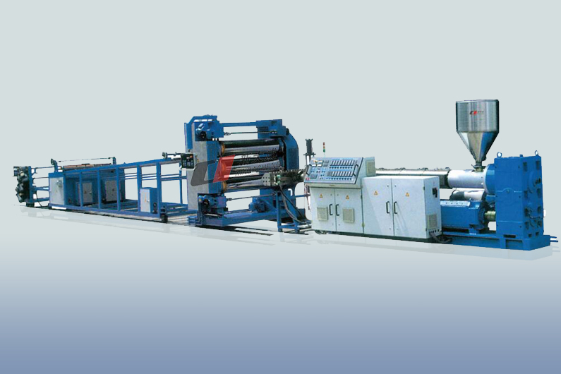 PP/PVC Plstic Extruding Sheet Production Line
