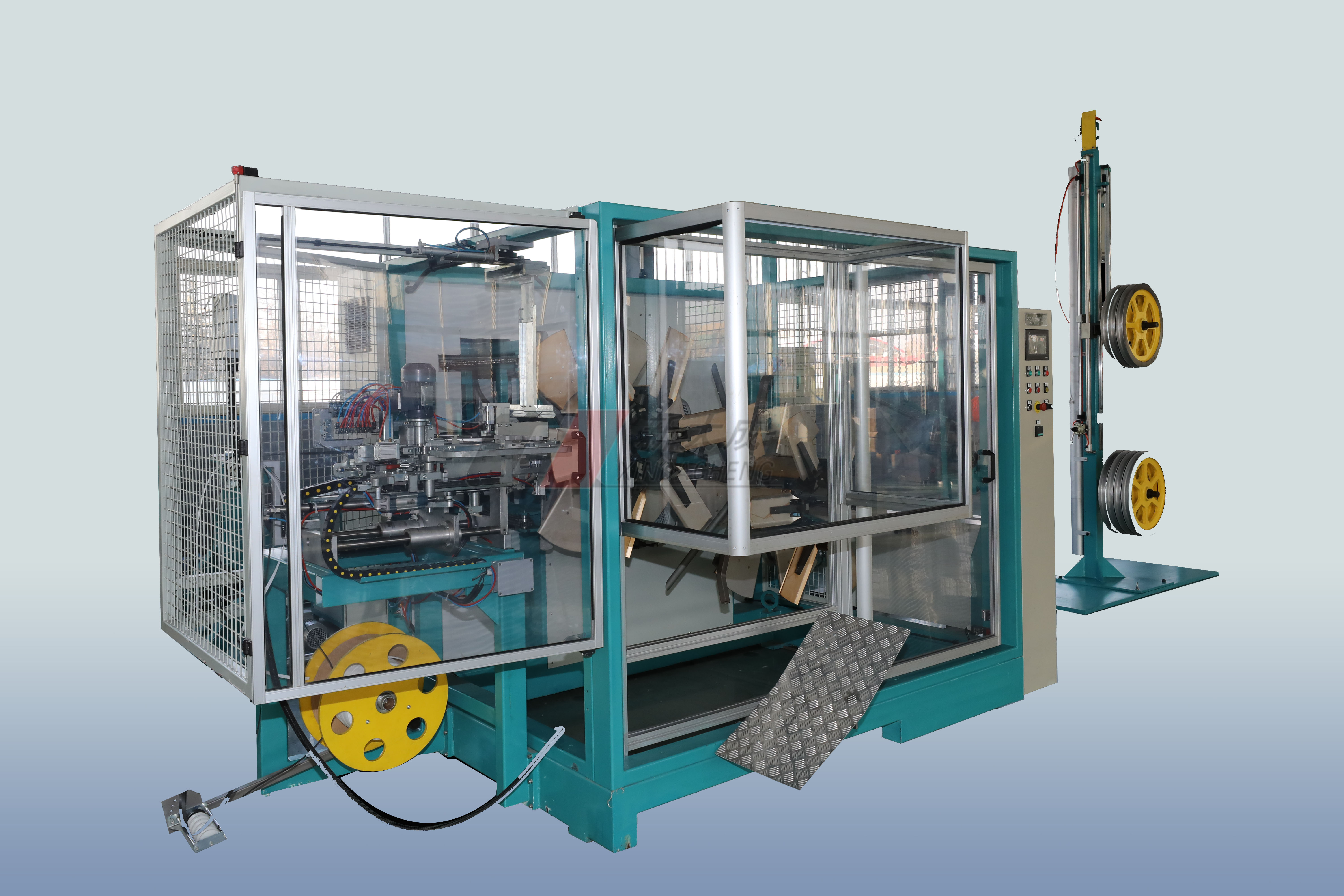 Full Automatic pipe Coiler